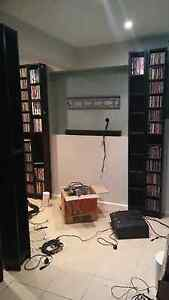 6x IKEA CD/DVD unit stand Yagoona Bankstown Area Preview