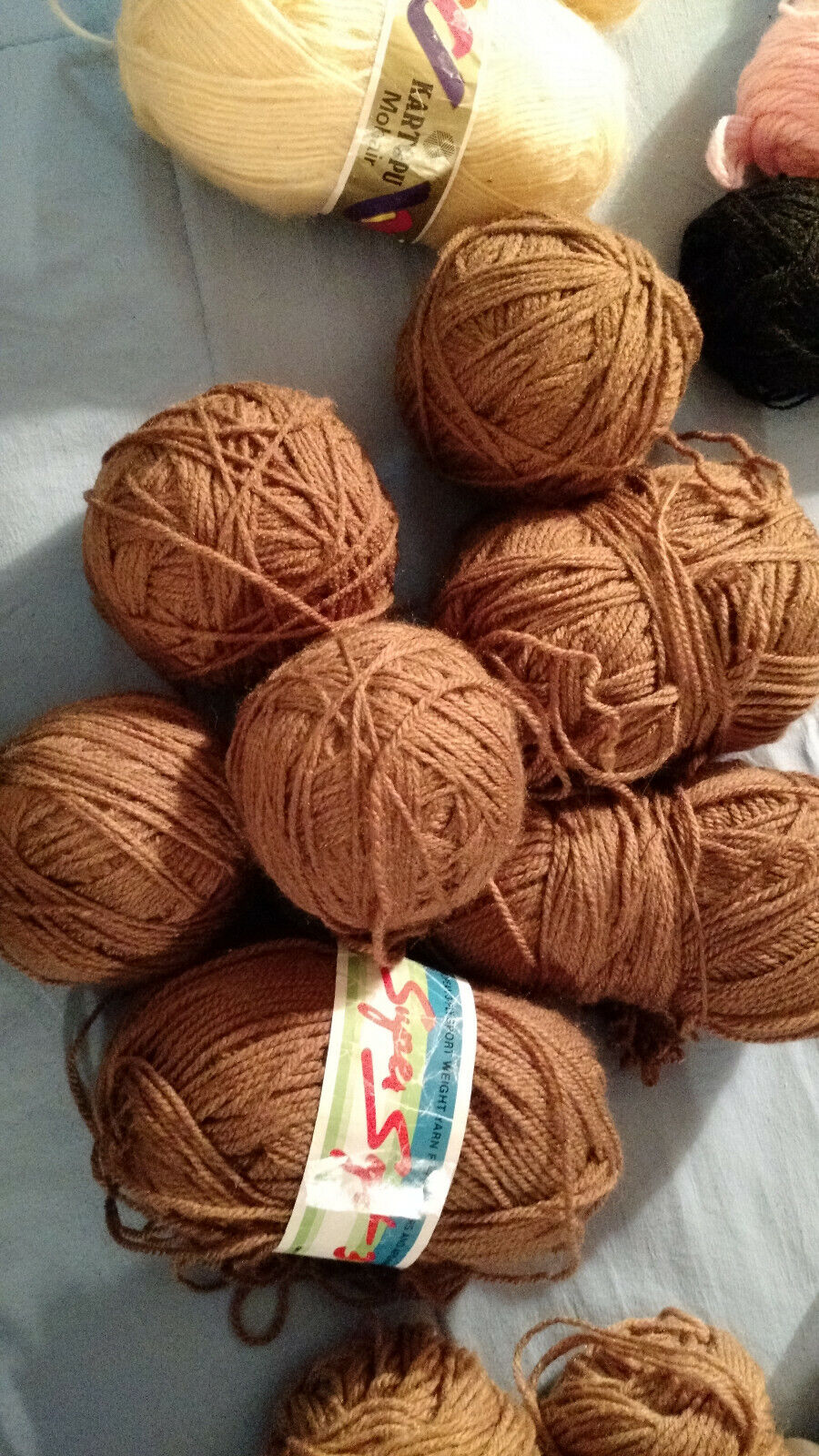 Funny Supersoft Yarn Collection - $1.00