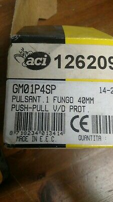 Giovenzana Emergency Stop Push-button Gm01p4sp