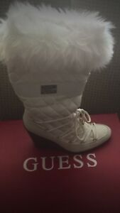 Authentic Guess Boot -UGG Never used with Free Purse•