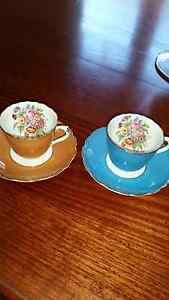 Antique tea cups bone china deceased estate Murrumbeena Glen Eira Area Preview