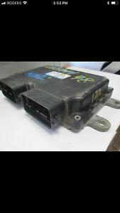 Mazda 3 complete pcm cluster key and key reader.