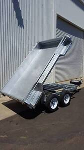 HYDRAULIC TIPPING TRAILER - 3500KG Welshpool Canning Area Preview
