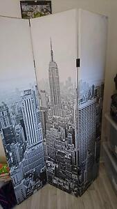 3 Panel Room Divider / Screen double sided canvas print Murrumbeena Glen Eira Area Preview