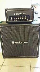 Blackstar HT-1RH head and HT-408 cabinet Bankstown Bankstown Area Preview