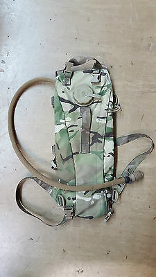 Original British Army Issue MTP Multicam Camelbak 3L Hydration Pack
