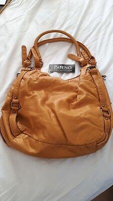 Mustard Bueno collection Handbag New With Tags