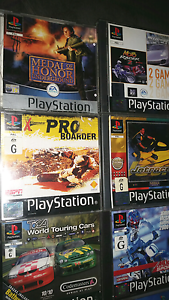 PS1 GAMES x 10 Green Valley Liverpool Area Preview