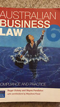 Australian Business Law 6th Avalon Pittwater Area Preview