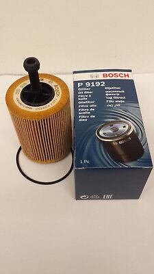 Audi A4 2.0TDi 1968cc Oil Filter 2004-10 Genuine Bosch