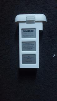 Dji phantom 3 standard battery