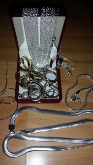 A Box Of Jewellery $395 o.n.o Woonona Wollongong Area Preview