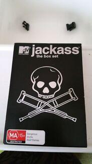 Jackass Box Set Wembley Cambridge Area Preview