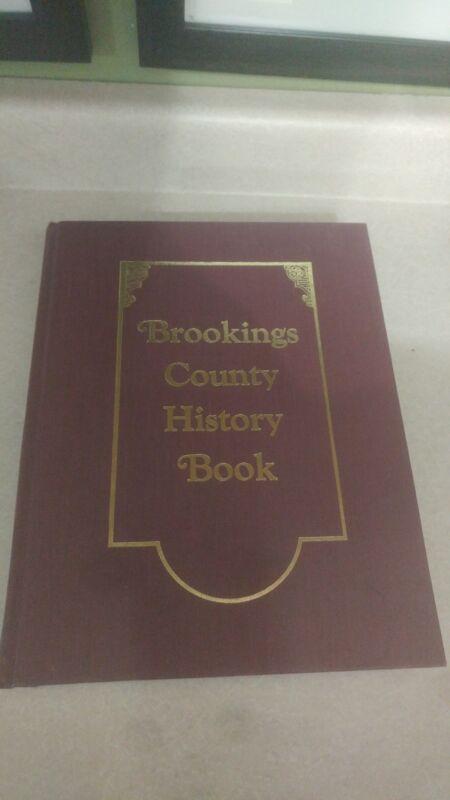 Brookings County History Book South Dakota 1989