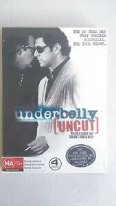 UNDERBELLY UNCUT (4 disc) Officer Cardinia Area Preview