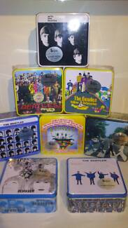 Beatles Sealed Full Set of 8  2 Sided Jigsaw Puzzles  Very Rare Jacana Hume Area Preview