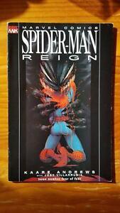 Spider-man Reign #2, 3, 4