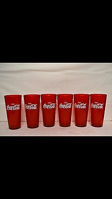 (Best Price 10 minimum) w/ free shipping Coca Cola  Textured Tumbler Cups 24oz