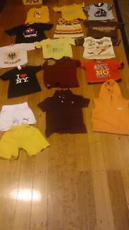 Boys 12-18 months t-shirts Wheelers Hill Monash Area Preview