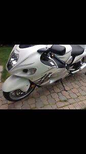 Suzuki GXR Sports Bike special edition Hayabusa