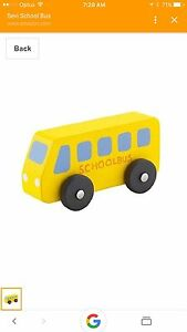 School Bus Toy BRAND NEW Boxed Canning Vale Canning Area Preview