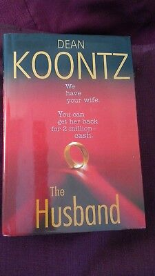 The Husband by Dean Koontz (2006, Hardcover) Like NEW/Best