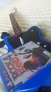 Ps4 rockband and guitar.....swap for other ps4 game or games /$50 Bathurst Bathurst City Preview