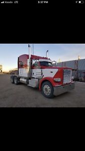 Looking to lease or rent a 2000 or newer peterbilt