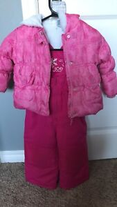 Snow suit 2 piece 1-2year old