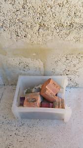 Box of pot feet Secret Harbour Rockingham Area Preview