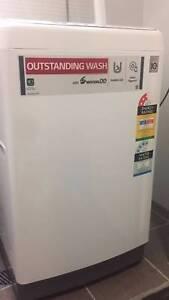 LG - 6.5kg Top Loaded Washing Machine Burwood Burwood Area Preview