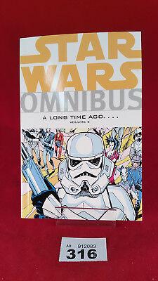 B316 Star Wars Omnibus - A Long Time Ago Vol Volume 5