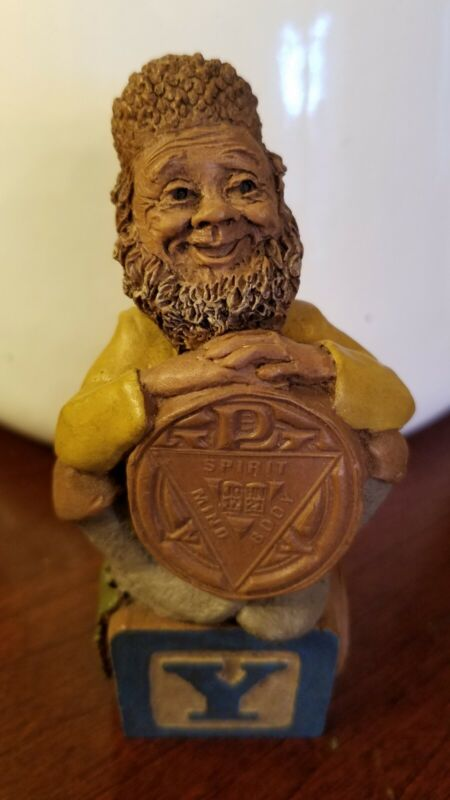 Rare - Edition# 1 - LETTER Y for YMCA - Tom Clark gnome -