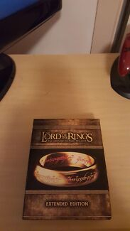Lord Of The Rings: The Motion Picture Trilogy - Extended Edition Nerang Gold Coast West Preview