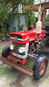 Tractor Massey Ferguson Diesel/pothole digger/slasher /grader  Bangholme Greater Dandenong Preview