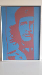Che Guevara painting Seddon Maribyrnong Area Preview