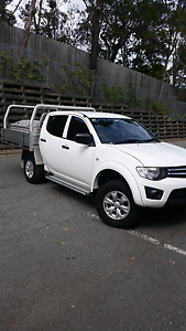 MITSUBISHI TRITON 2014 4X4 (like new) Southport Gold Coast City Preview