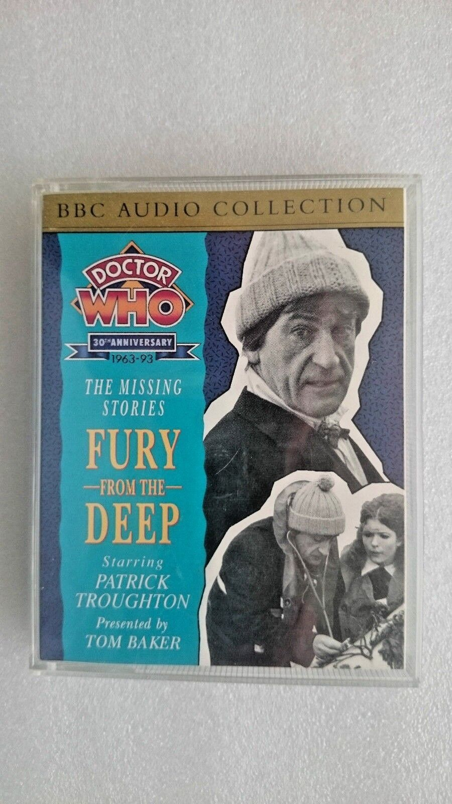 Doctor Who Fury from the Deep Audio Patrick Troughton