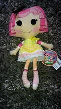 NEW La La Loopsy Plush doll so ADORABLE AND CHEAP!!! Logan Central Logan Area Preview