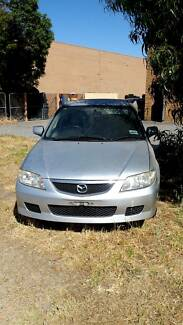 mazda 323 astina hatchback grey parts only | wrecking | gumtree