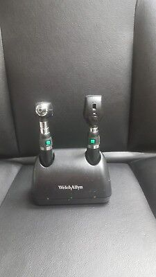 Welch Allyn W-a71641 Desk Charger 25020 Otoscope Upgrade And 11710 Opthal