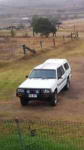 1989 mazda bravo ute dual cab Warwick Southern Downs Preview