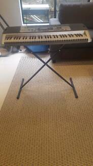 Casio LK-100 Keyboard with Stand