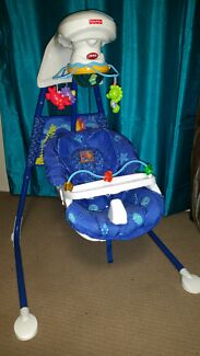 Baby swing seat... Maryland 2287 Newcastle Area Preview
