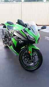 Kawasaki Ninja  300 2013 ABS special edition Pendle Hill Parramatta Area Preview