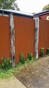 Metal Laser Cut Solid Rust Feature Privacy Screen Panel Malvern Stonnington Area Preview