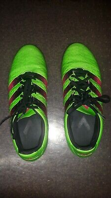 Adidas Ace 16.3 Astro Turf  Football Trainers Size Uk 8