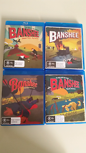 Banshee Bluray Four Seasons Maylands Bayswater Area Preview