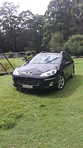 Peugeot 407 HDi Ashby Heights Clarence Valley Preview