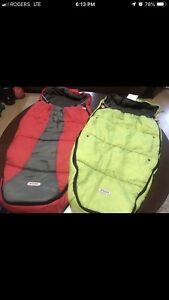 Phil & Teds Stroller sleeping bags(Toddler size)